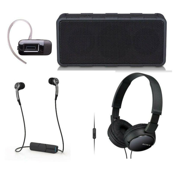 Tech & Gadget Lovers Electronics Gift Box Portable Audio Bundle-Daily Steals