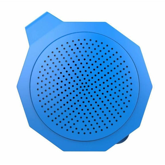 Tech Niche Mini Bluetooth Speaker with Hands-Free Calling-Blue-
