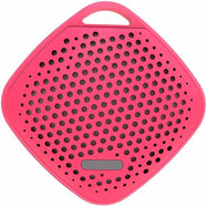Tech Niche Water-Resistant Selfie Mini Bluetooth Speaker-Gray-