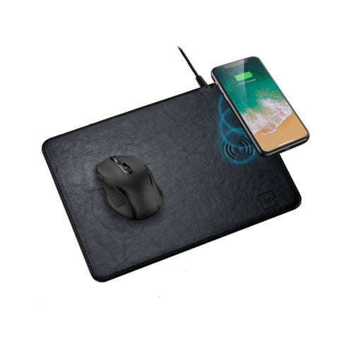 DeskTek Wireless Charging Mouse Pad-Daily Steals