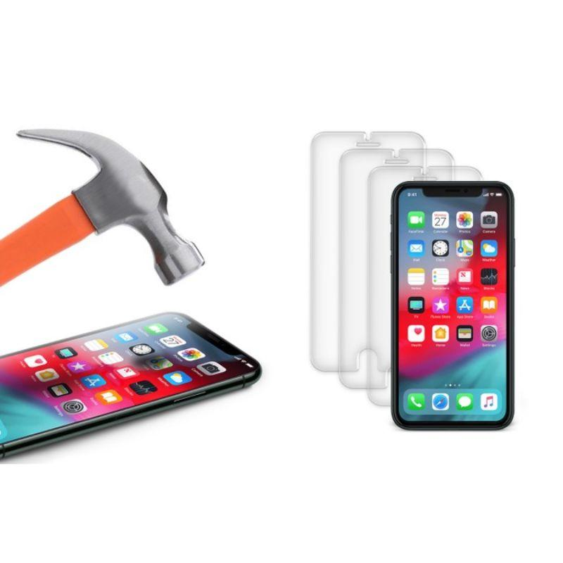 Tempered-Glass Screen Protectors for Apple iPhones - 3 Pack-Daily Steals