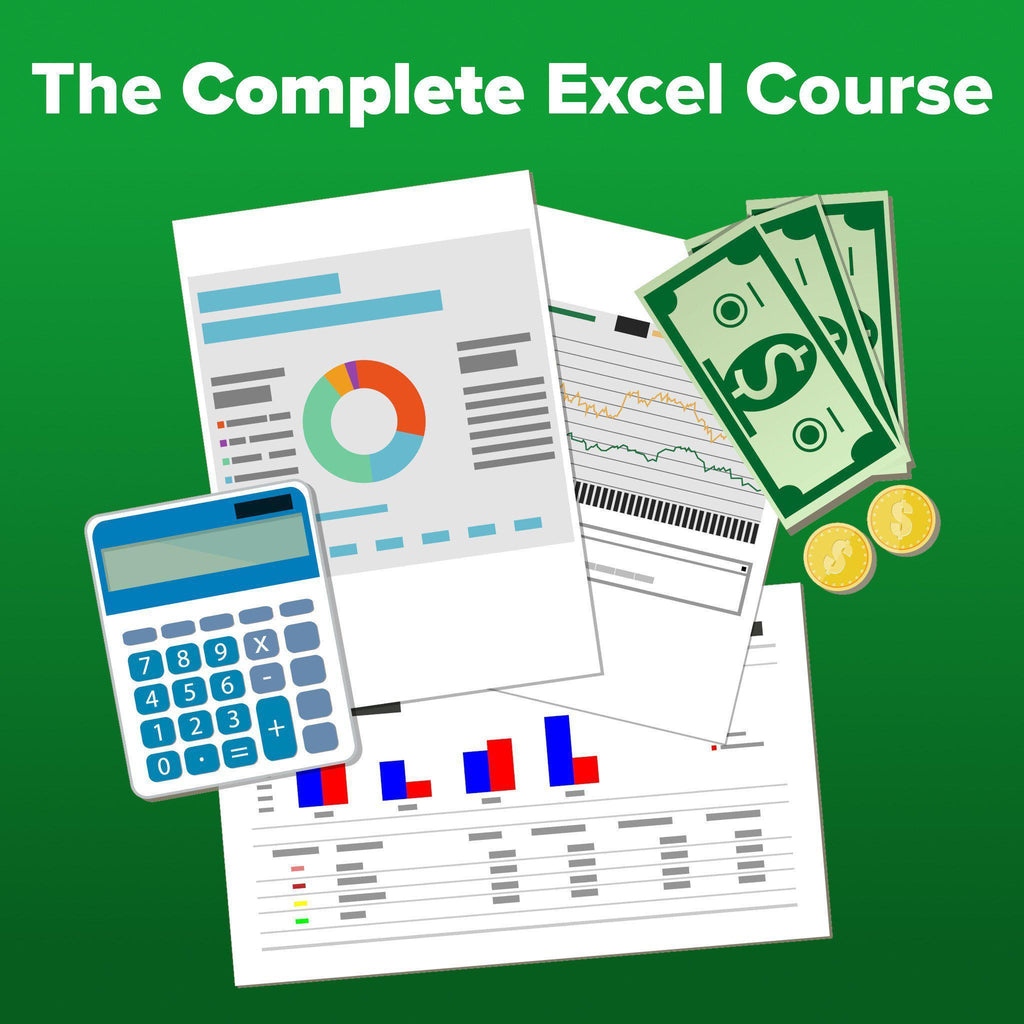 The Complete Excel Course-