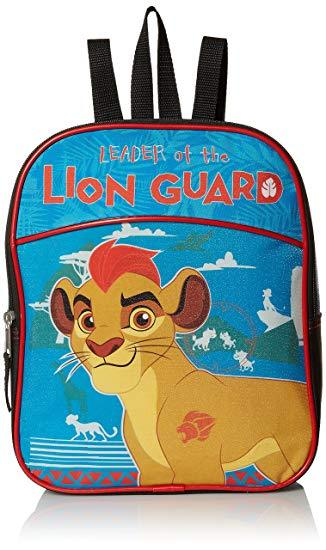 Daily Steals-The Lion Guard Miniature Backpack-Travel-