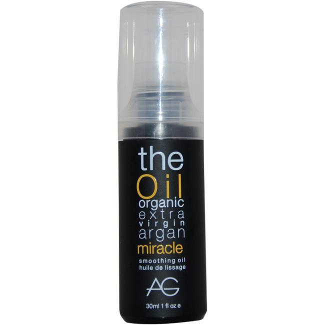 Daily Steals-The Oil Organic Extra Virgin Argan Miracle by AG Hair Cosmetics for Unisex - 1 oz Oil-Personal Care-