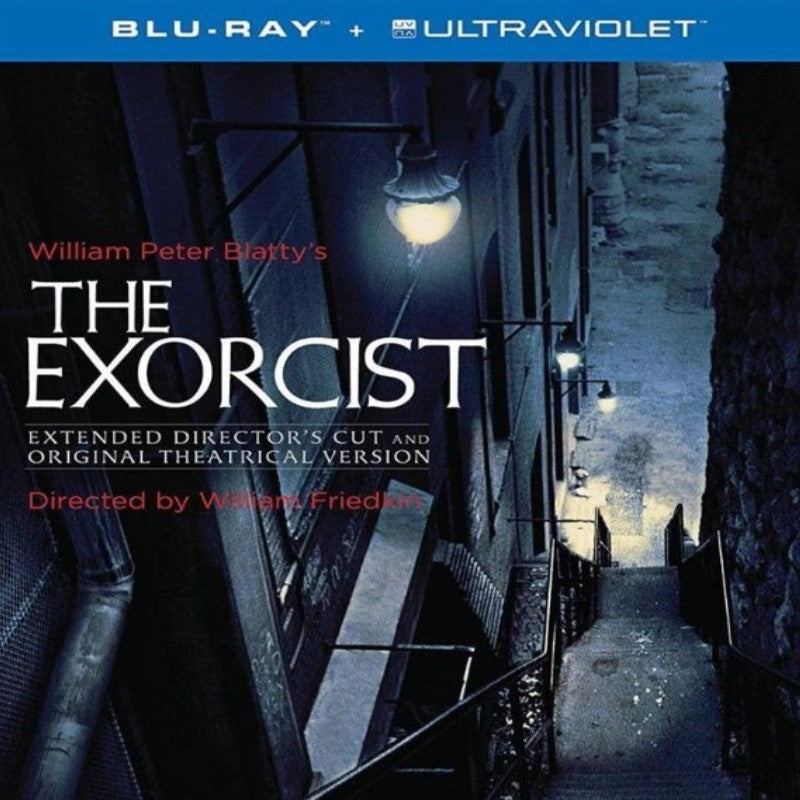 The Exorcist Movie Extended Director's Cut and Original Release with Book-Daily Steals