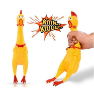 The Ultimate Squeeze Chicken Toy For Adults, Children & Pets - 2 Pack-Daily Steals