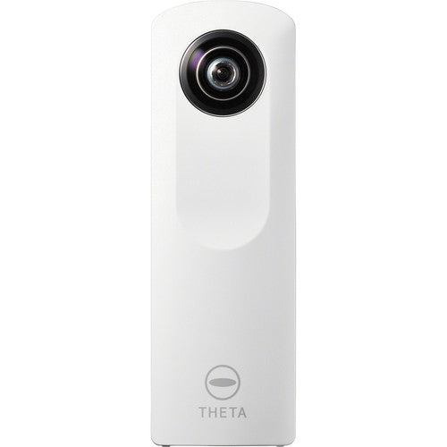 Daily Steals-Ricoh Theta m15 Spherical VR Panorama Digital Camera-Cameras-White-