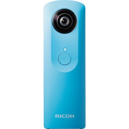 Ricoh Theta m15 Spherical VR Panorama Digital Camera-Blue-Daily Steals