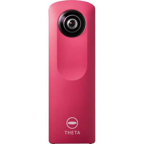 Ricoh Theta m15 Spherical VR Panorama Digital Camera-Pink-Daily Steals