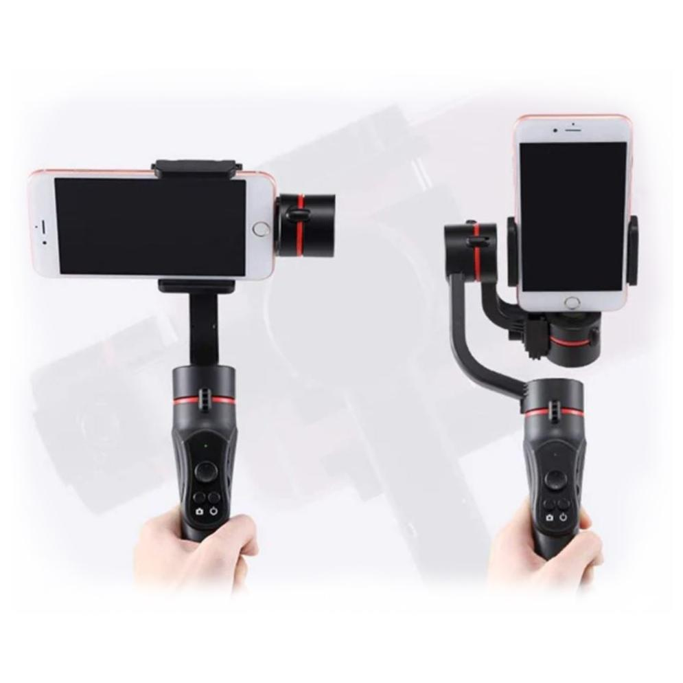 Daily Steals-Tzumi SteadyGo Smartphone Stabilizing 3-Axis Gimbal-Cell and Tablet Accessories-