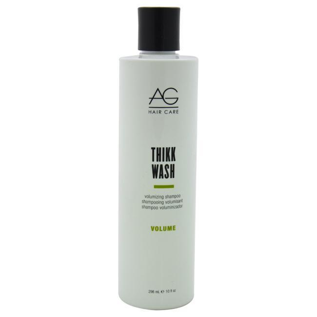 Daily Steals-Thikk Wash Volumizing Shampoo by AG Hair Cosmetics for Unisex - 10 oz Shampoo-Personal Care-