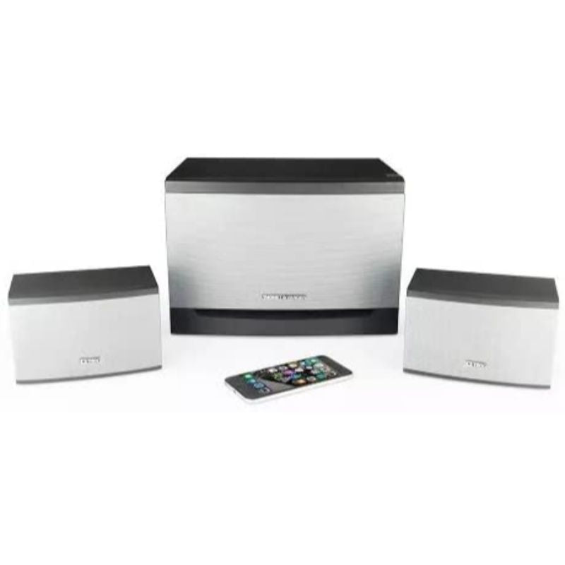 Thonet and Vander Laut Bluetooth Multimedia 2.1 Speaker System with Subwoofer