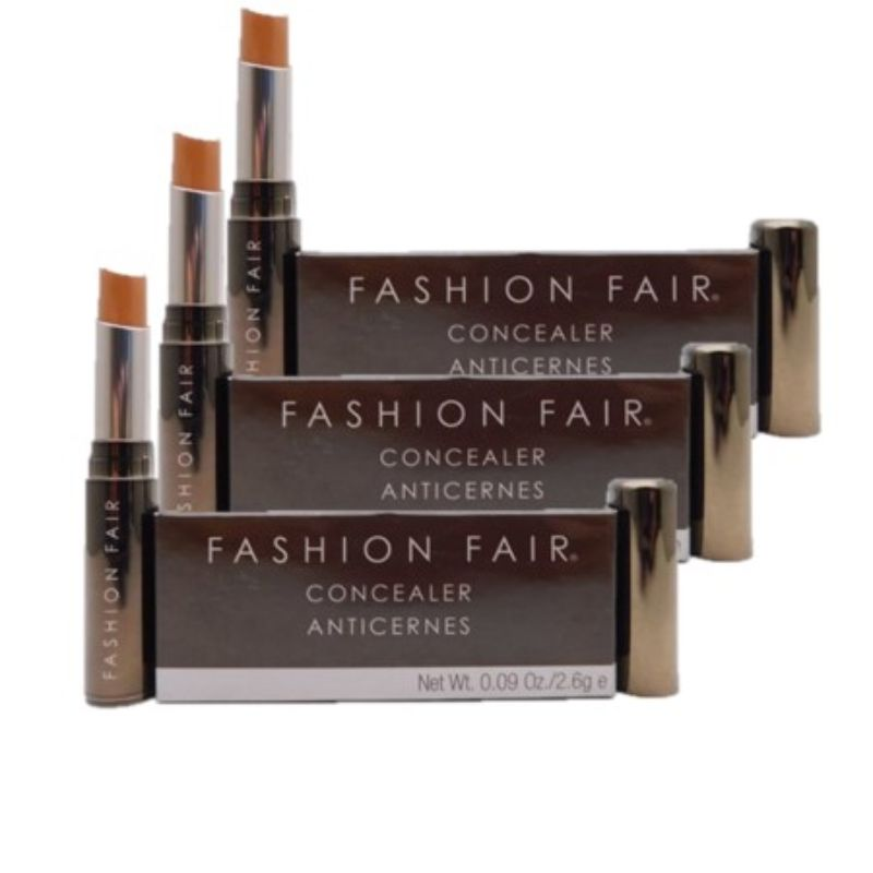 Fashion Fair Concealer - Cinnamon. 09 Oz. - 3 Pack-Daily Steals