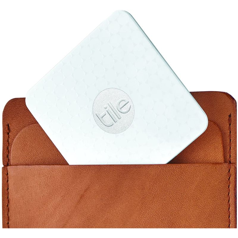 Tile Slim Bluetooth Tracker - 4 Pack