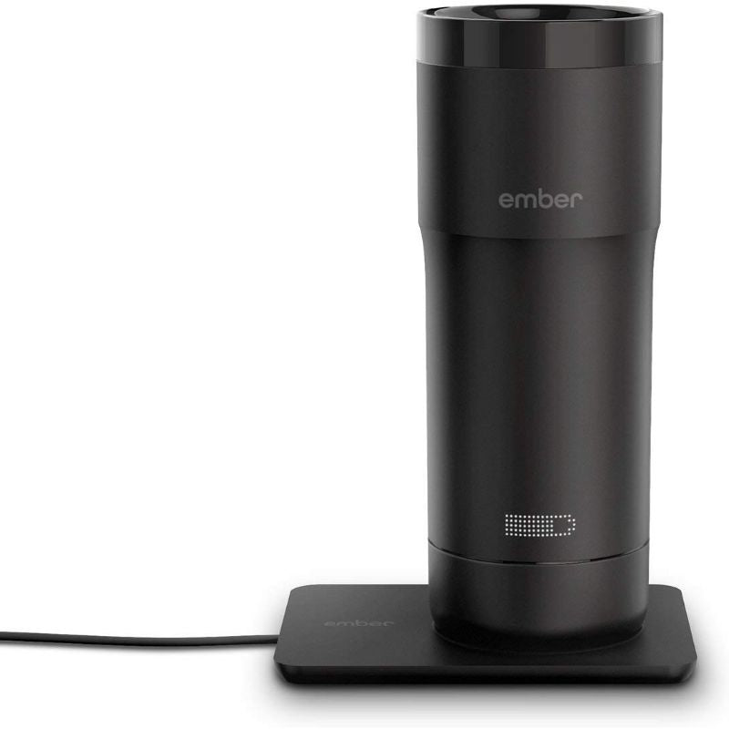 Ember Temperature Control Travel Mug, 12 Ounce, 2-hr Battery Life-Daily Steals
