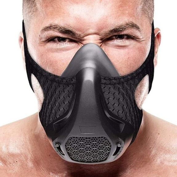 Breathing Resistance Training Mask for Sports & Workout-Daily Steals