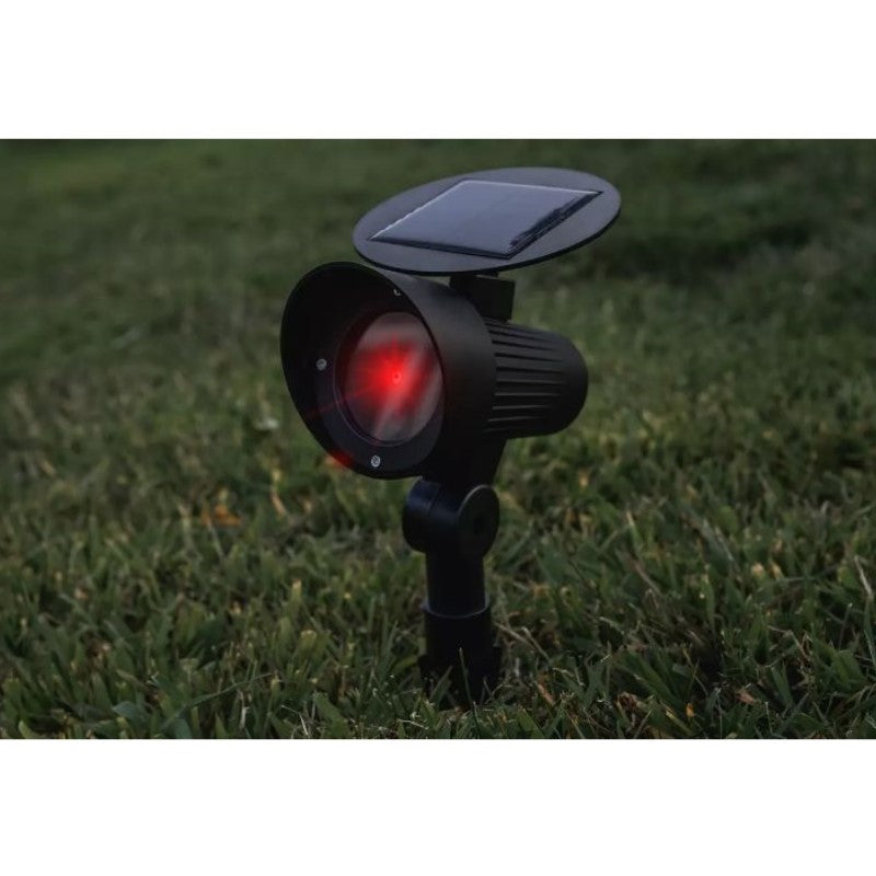 Solar BeamBrite Holiday Laser Projector - 1, 2, or 3 Pack