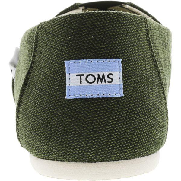 Daily Steals-Toms Men's Classic Heritage Canvas Ankle-High Slip-On Shoes-Accessories-Purple-10.5-