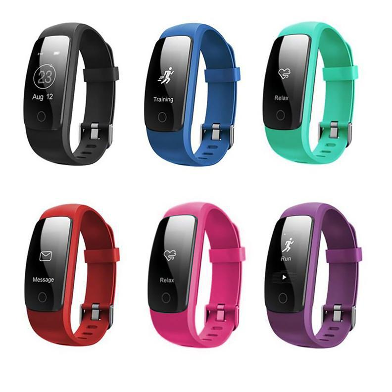 Multi Function GPS, Heart Rate, Weather Bluetooth Heart Rate and Activity Fitness Tracker-Daily Steals