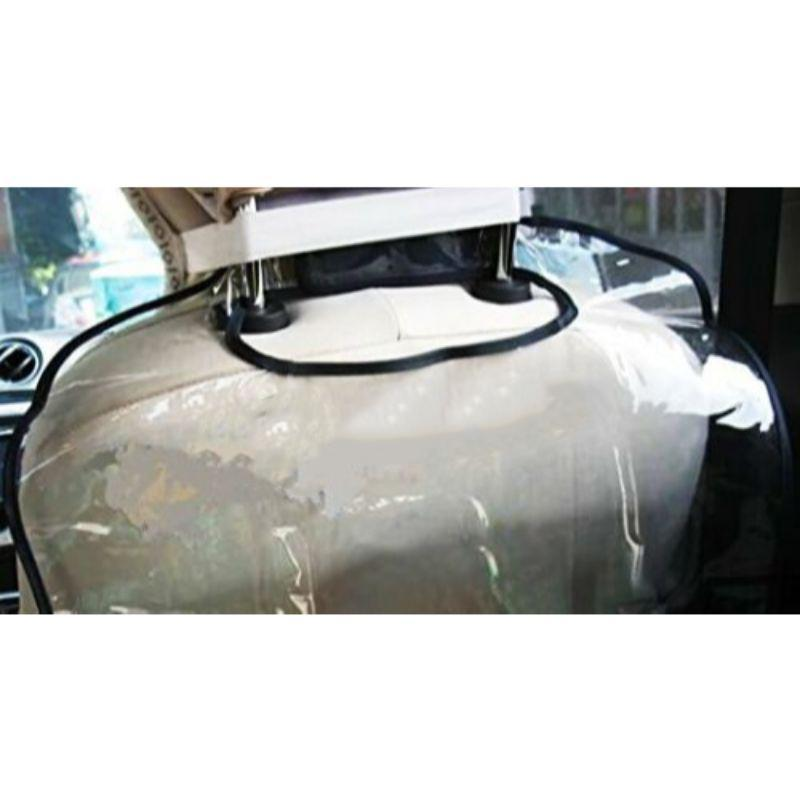 Transparent Auto Seat Back Protector-Daily Steals