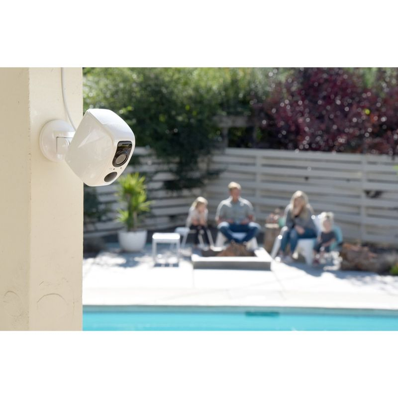 Lynx Solar Weatherproof Outdoor Wifi Surveillance Camera-Daily Steals