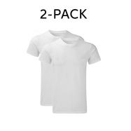 [2-Pack] Russell Men's IntelliFresh Fresh Force T-Shirts-M-Daily Steals