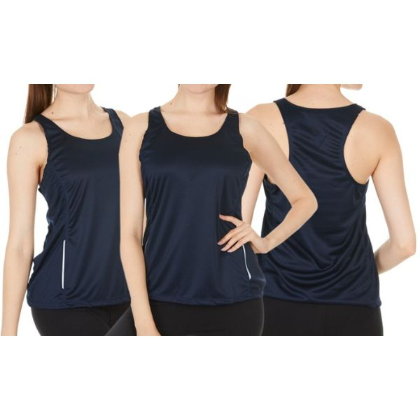 Women's Active Athletic Performance Tanks - 2 Pack-Daily Steals