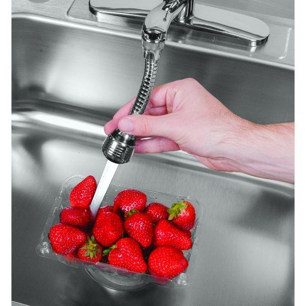 Daily Steals-Turbo Flex 360 Flexible Faucet Sprayer - 2 Pack-Kitchen-
