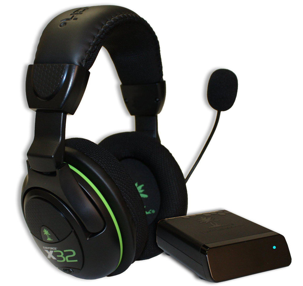 Daily Steals-Turtle Beach Ear Force X32 Digital Headset - Xbox 360 (Certified Refurbished)-VR and Video Games-