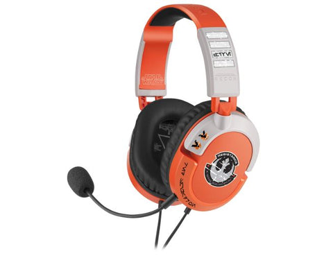Turtle Beach - Star Wars X-Wing Pilot Gaming Headset - PS4, Xbox One, PC, Mac, and Mobile
