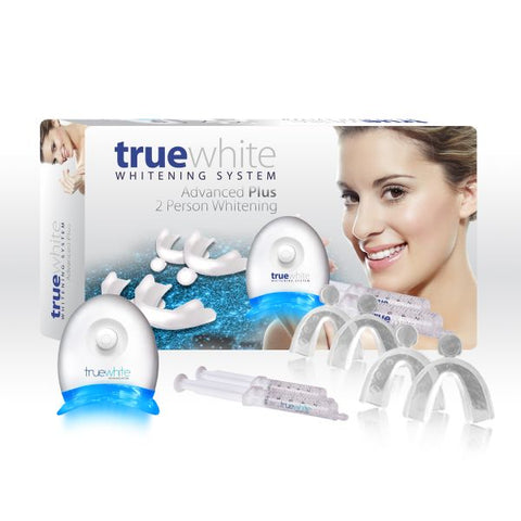 Daily Steals-truewhite Advanced Plus 2 Person Whitening System-Personal Care-