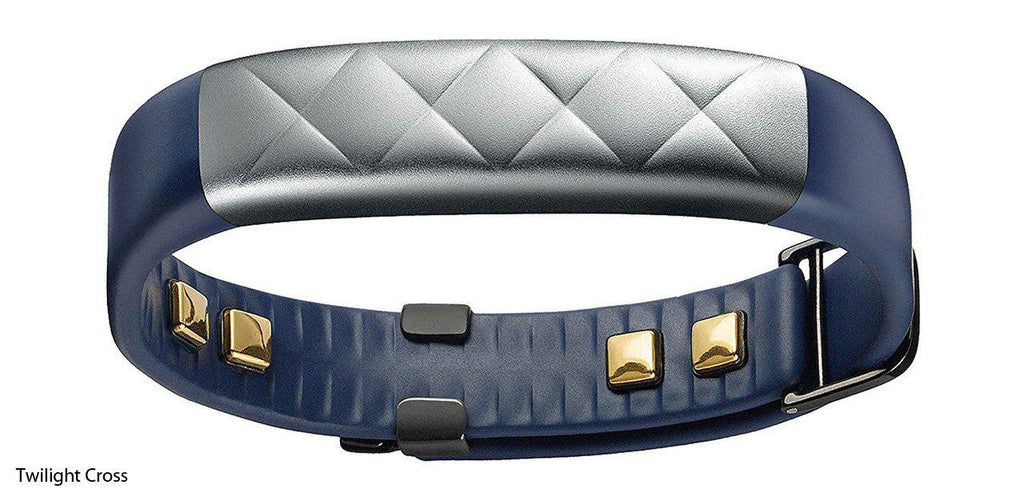 Jawbone UP3 Wireless Sleep and Fitness Tracker and Heart Rate Monitor-Twilight Cross-Daily Steals