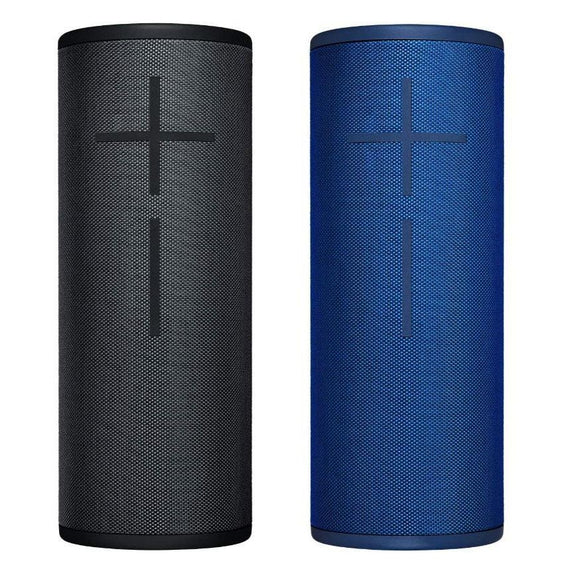 Ultimate Ears MEGABOOM 3 Portable Waterproof Bluetooth Speaker - 2 Pack-Daily Steals