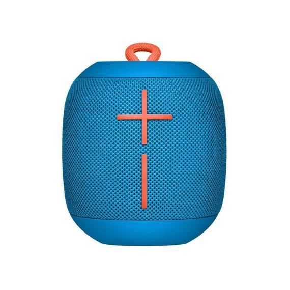 Daily Steals-Ultimate Ears WONDERBOOM Portable Waterproof Bluetooth Speaker - 2-Pack-Speakers (refurbished)-Subzero Blue-