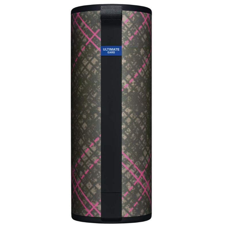 Ultimate Ears Megaboom 3 Portable Waterproof Bluetooth Speaker - Urban Magenta-Daily Steals