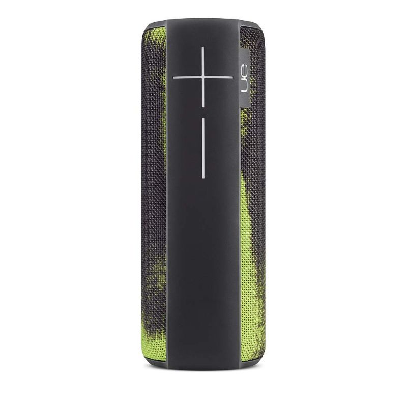 Ultimate Ears MEGABOOM Portable Waterproof & Shockproof Bluetooth Speaker-Neon Frost-Daily Steals