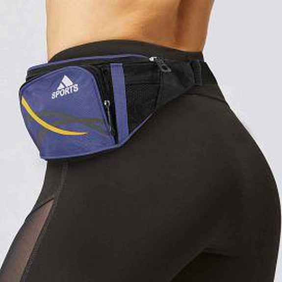 Ultra Slim Expandable Waist Fanny Pack-Daily Steals