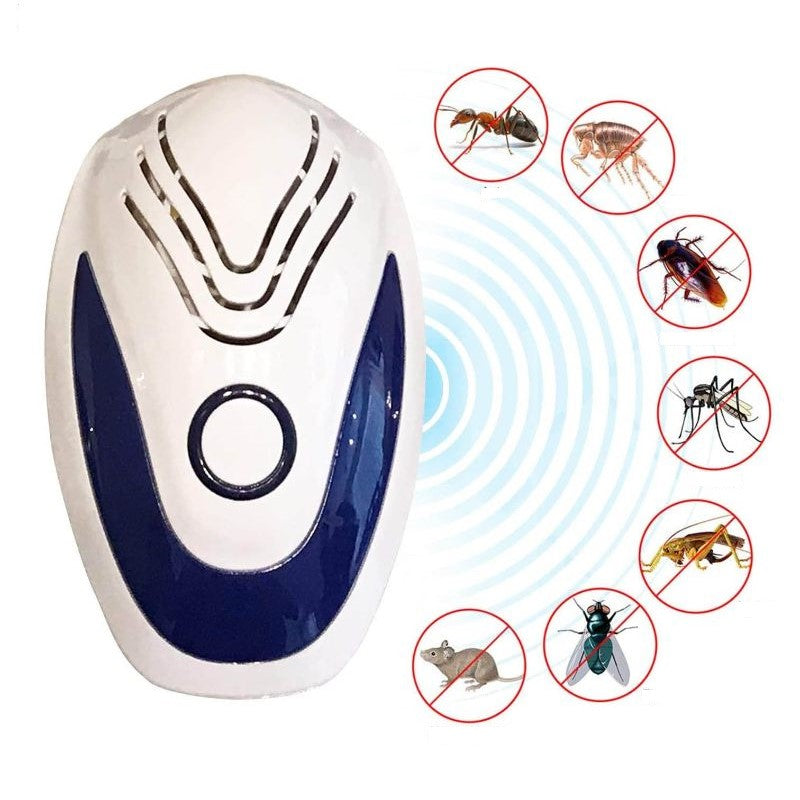 Ultrasonic Pest Repeller Plug in Pest Control - 4 Pack-Daily Steals