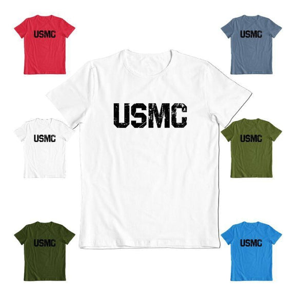 United States Marine Corps T-Shirt-Daily Steals