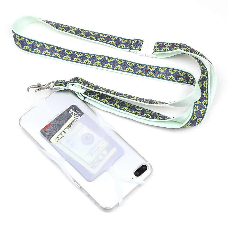 Universal Smartphone Lanyard - 2 Pack-Mint-Daily Steals