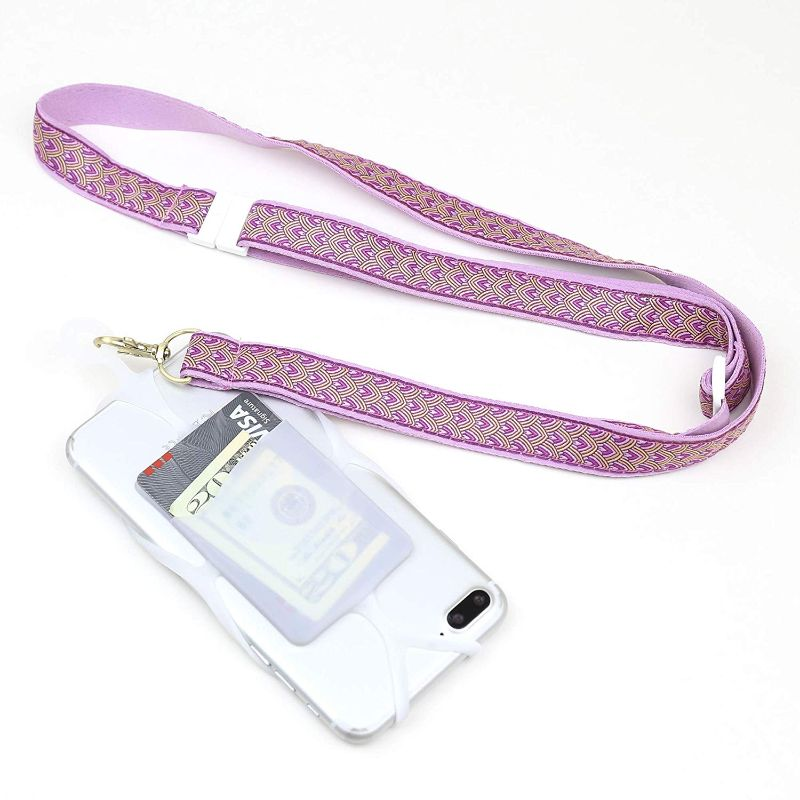 Universal Smartphone Lanyard - 2 Pack-Pink-Daily Steals