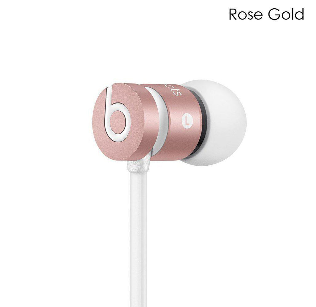 Beats by Dr Dre urBeats 2 In-Ear Headphones with ControlTalk-Rose Gold-Daily Steals