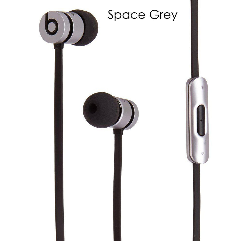Beats by Dr Dre urBeats 2 In-Ear Headphones with ControlTalk-Space Grey-Daily Steals