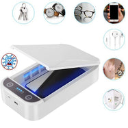 UV Light Sanitizer Box for Smartphones & More-