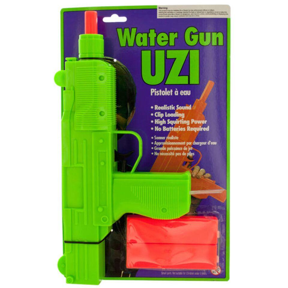 Daily Steals-Uzi Water Gun Toy for Kids All Ages-Hobby and Toys-