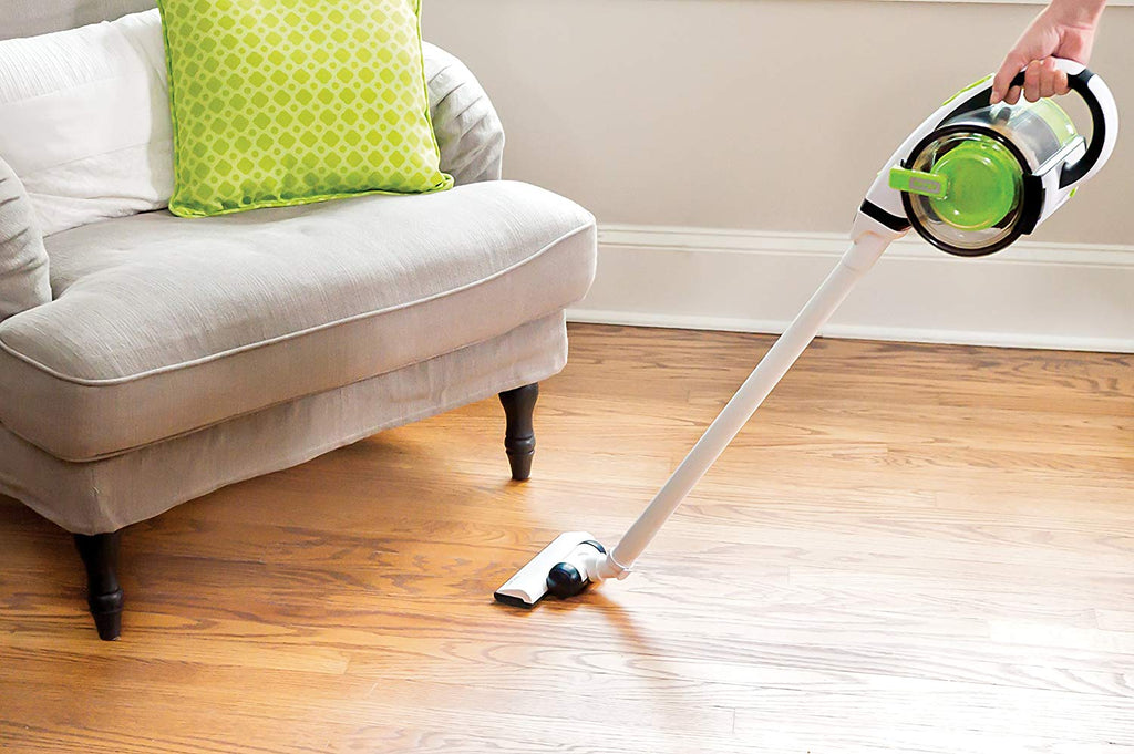 Nugeni Steva+ All In One Upright Cordless Handheld Vacuum with Handheld Steamer and Steam Mop-Daily Steals