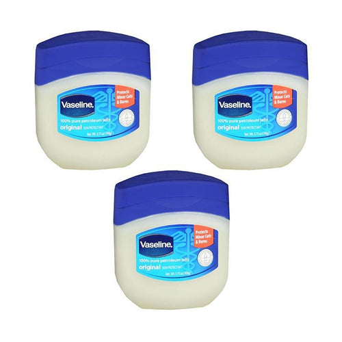 8137c0c8e5f2 Daily Steals-Vaseline Petroleum Jelly, Original 3.75 oz - 3 Pack-Health and