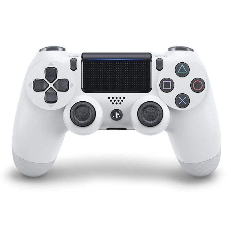 Sony Playstation 4 DualShock Wireless Controller - Glacier White-Daily Steals