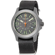 Victorinox Quartz Movement Dark Gray Men's Watch-Daily Steals