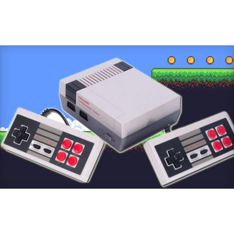 Daily Steals-Classic Video Game Console with Over 500 Games and Two Controllers-VR and Video Games-